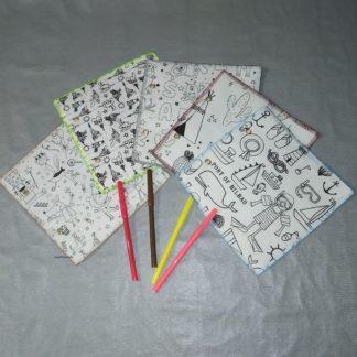 page a colorier